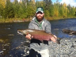 Coho Salmon on the Russian River
